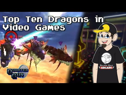 Top Ten Dragons In Video Games