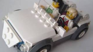 How to make LEGO Two-Seater Car