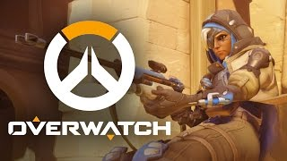 Overwatch - Ana Gameplay Trailer