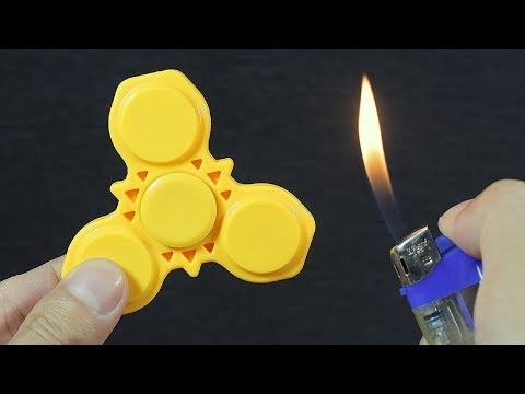 Thumbnail: DIY FIDGET SPINNERS! 8 Ways To Make A Fidget Spinner Toy!