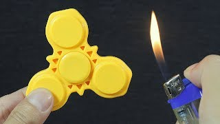 DIY FIDGET SPINNERS! 8 Ways To Make A Fidget Spinner Toy!