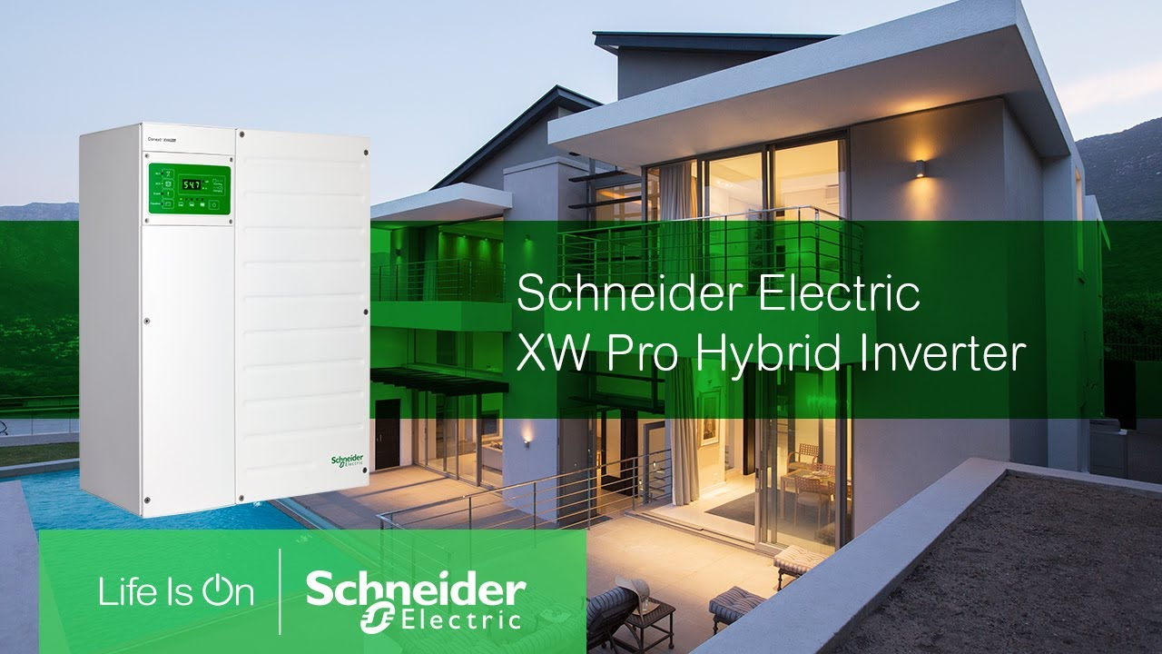 Conext™ XW Pro Hybrid Inverter/Charger
