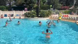 Animations au camping le Riviera