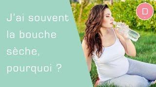 J'ai souvent la bouche sèche, pourquoi ? - Questions taboues sur la grossesse