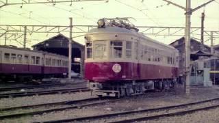 40年前の西鉄電車