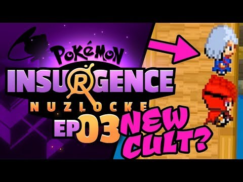 THE ABYSSAL CULT?! - Pokémon Insurgence Nuzlocke (Episode 3)