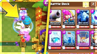 BALLOON CYCLE IS BACK l Live Ladder Play l Clash Royale