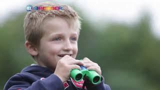 어린이 쌍안경 망원경 캠핑 야외 자연관찰용