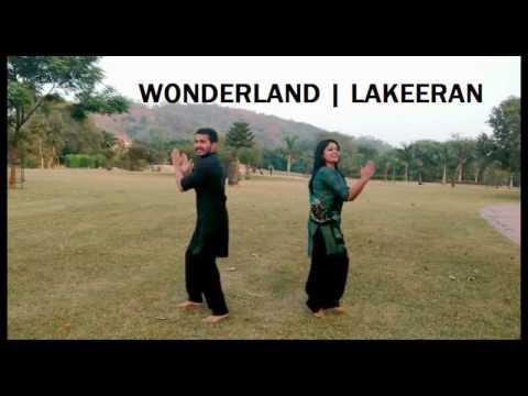 Wonderland   Lakeeran   Zora Randhawa   Rupali   Bhangra   Dance   Ankush   Bhawna