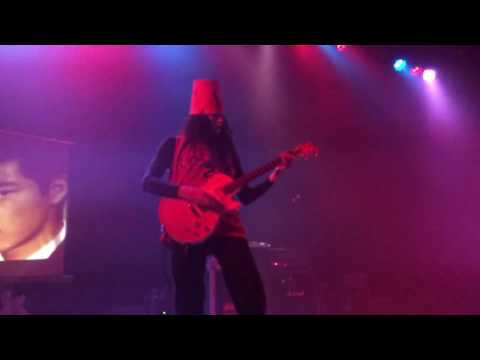Buckethead Live! Entire Show 4-15-2016 Lawrence, KS 1080P/60F