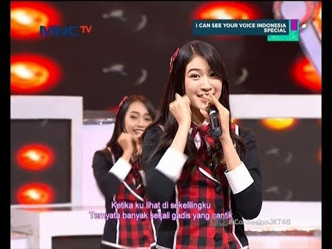 [1080p] JKT48 - Koisuru Fortune Cookie @ Ai Ken Si Your Vois Indo SP 170527