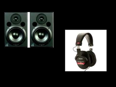 Learn How To Mix Part 9 - Headphones or Monitors - LearnReason.com