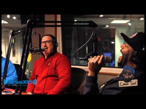 """Ed Lover Show - """"MC Serch on Hammer putting hit out on 3rd Bass"""""""
