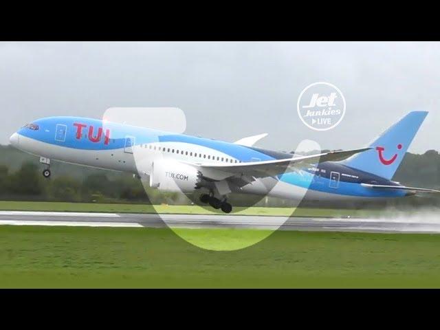 TUI UK | 787, 767, 737, 757 | Jet Junkies Live