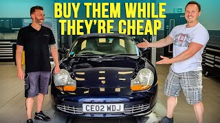 homepage tile video photo for Should A Boxster Be Your Next Project Car?