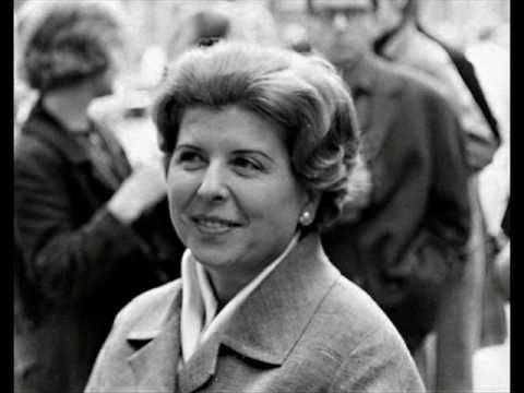 Maria Stader sings Lieder - LIVE, 1967