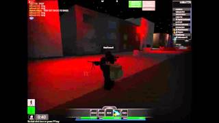 {ROBLOX} Apocolypse Rising Roller735 and KingThomasII experience Patient 0.