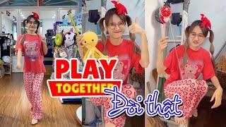 Play together phiên bản bà Vê Vê | Vê Vê Travel
