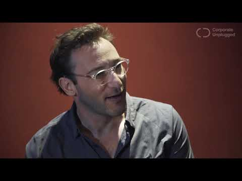 Simon Sinek - The infinite game: An exclusive interview - Corporate Unplugged