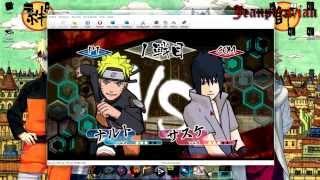 Como descargar e instalar Naruto Shippuden Gekitou Ninja Taisen Special [PC] [FULL]ᴴᴰ