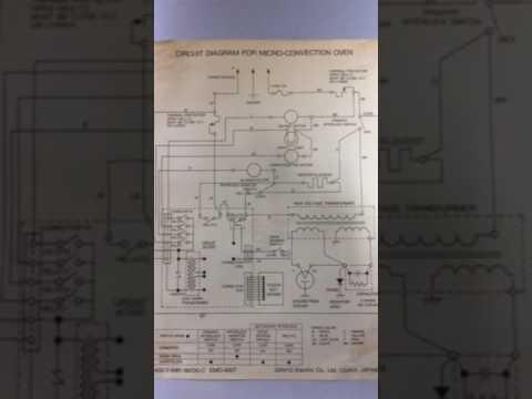 Lg Microwave Oven Circuit Diagram Gfs Crunchy Rails Wiring Fh Schwabenschamanen De Micro Youtube Rh Com Samsung
