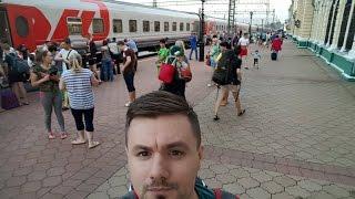 Trans-Siberian Railway trip 2016: Moscow - Irkutsk - Vladivostok