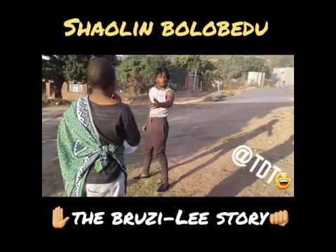SHAOLIN BOLOBEDU THE BRUZILEE(BRUCE-LEE)STORY