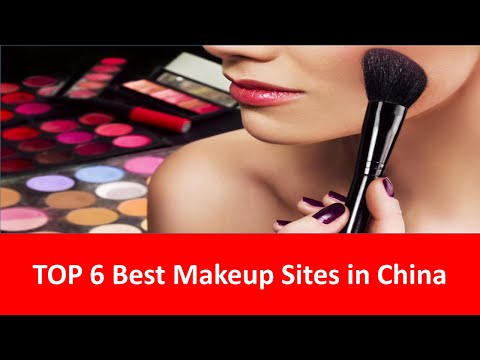 Top 6 Best Makeup Sites In China