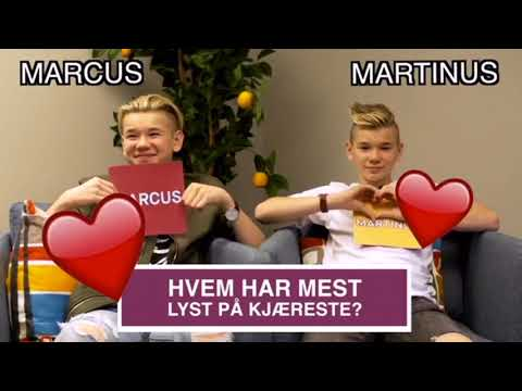 Who is most likely to...//Marcus and Martinus interview (English subtitles)