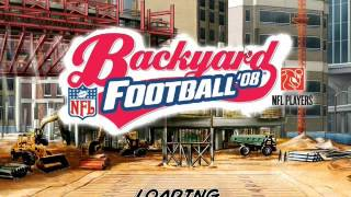 Backyard Football 08 episode 1