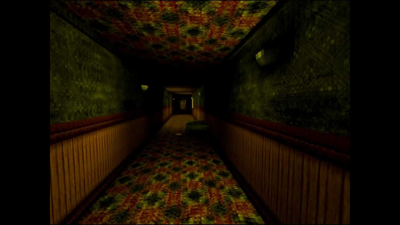 Game scares lets play the corridor youtube game scares lets play the corridor sciox Images
