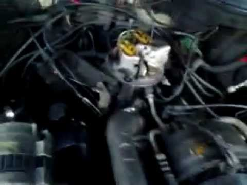 1988 Chevy S 10 Blazer Vacuum Issues Youtube