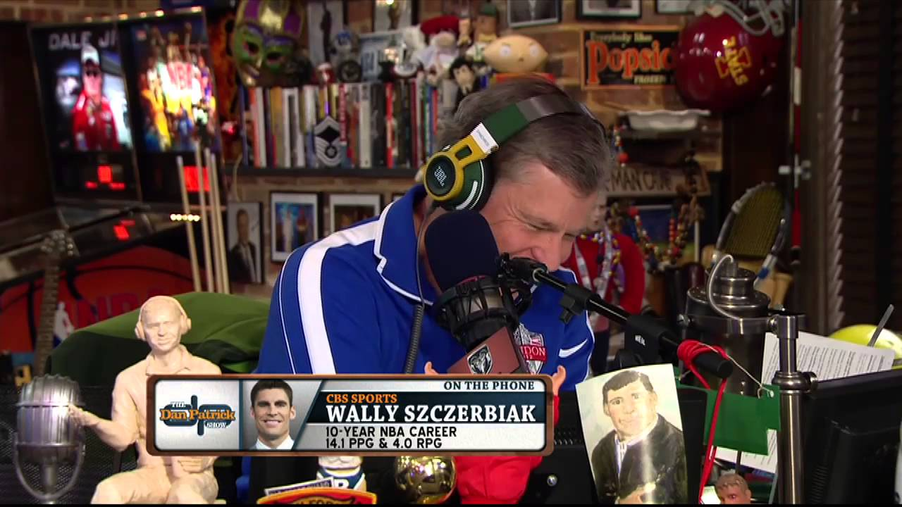 Wally Szczerbiak on The Dan Patrick Show Full Interview 03 20