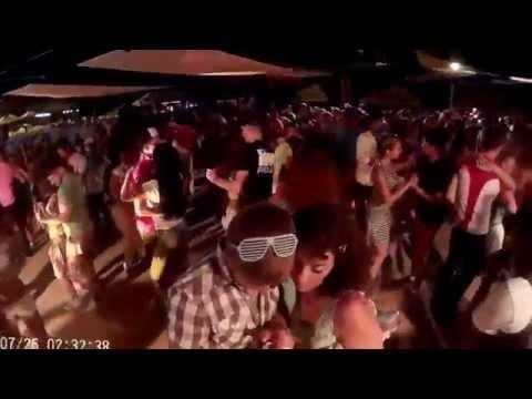 "Tekita Energy sponsor Ukrainian SUMMER FEST ""Salsa on The Beach""Odessa-2015"