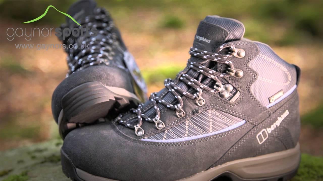 dfd2b780ffd Berghaus Women's Explorer Trek Plus GTX walking boot. www.gaynors.co.uk