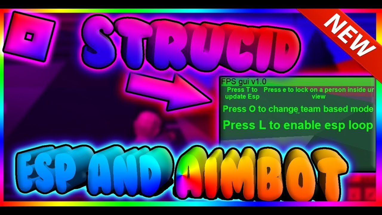 NEW HACK SCRIPT STRUCID GUI, AIMBOT, ESP, GOD MODE, FIRE ...