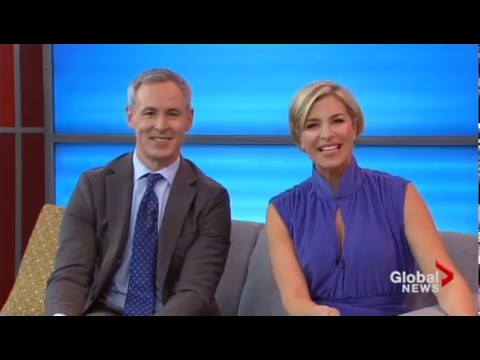 Adrienne Interview: The Morning Show Global TV - YouTube