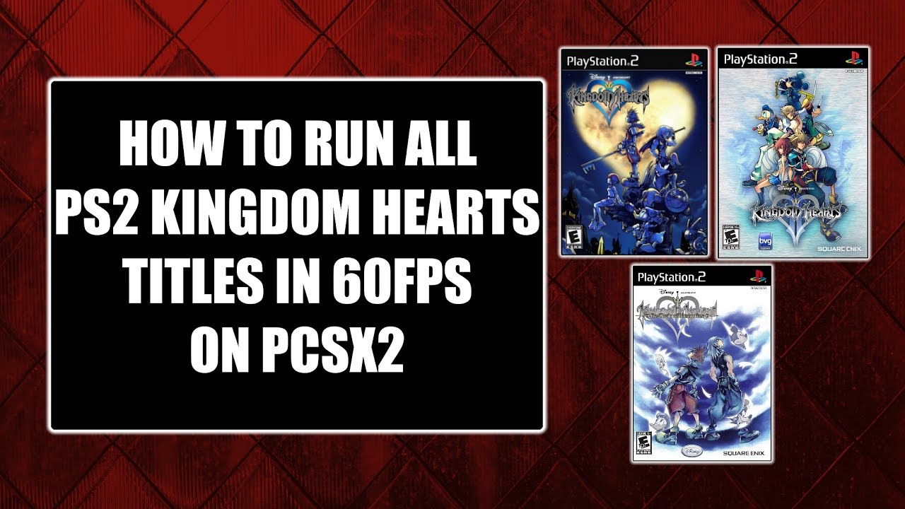 Download Game Kingdom Hearts 2 Final Mix For Pcsx2 Settings