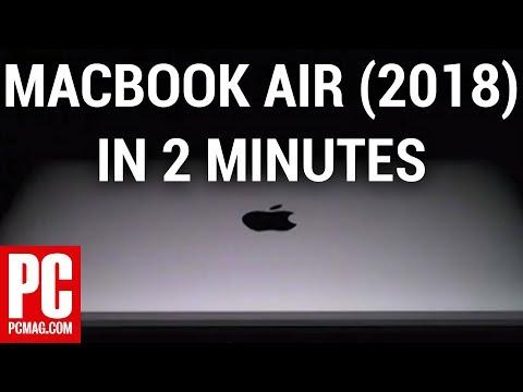 MacBook Air (2018) in 2 Minutes Mp3
