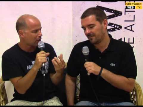 Intervista a Speedy J - Altavoz De Dia
