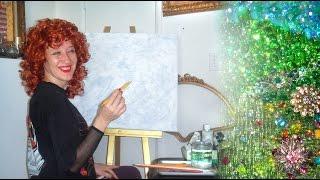 Рисование павлина, начало. Выбор материала для вышивки бисером(Как я рисую павлина. Начало создания картины вышивки бисером, с карандашного наброска ! Часть 1. Рисунок..., 2015-02-16T17:56:44.000Z)