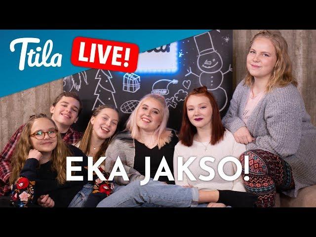 Ttila LIVE: Uusi alku (15.1.2019)