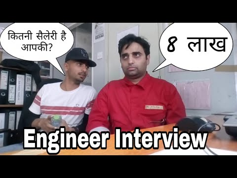 Saudi Arabia Me ak Engineer ka interview।Apki life change kr dega
