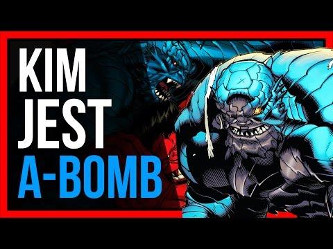 Kim jest A-Bomb? Rick Jones | Bohaterowie Marvela