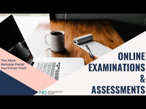 Online Examination System | Online Assessment | Online Exam Portal | EDINSO ONEX