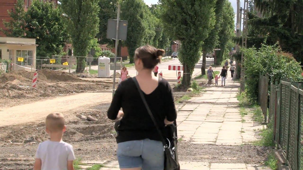 Tegoroczne lato nie sprzyja drogowcom. Sprawdzamy, co z remontem Gdańskiej