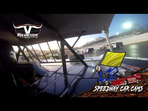 #97 Michael Chilton - #Grinch40 Xtream Dirtcar Series - 12-7-19 Volunteer Speedway - In-Car Camera