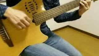 """KANON"" Last Regrets on Guitar"