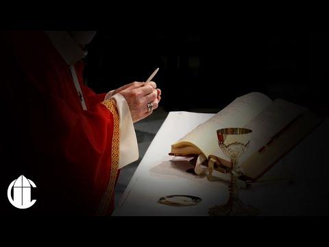 Catholic Sunday Mass: 4/5/20 | Palm Sunday of the Lord's Passion