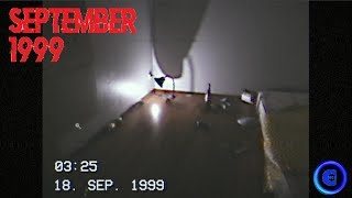 SHOCKING LOST FOOTAGE FOUND! - September 1999 - VHS Style Horror Game (complete)